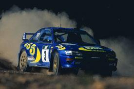 McRae Subaru WRC 1998