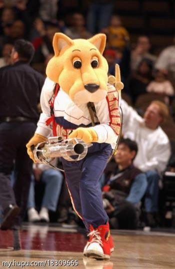 NBA各球队的超萌吉祥物,JRS们都喜欢哪只 帮快船 湖人和尼克斯选图片