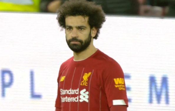 萨拉赫:刚来利物浦的第一个问题就是问克洛普马内怎么办  足球话题区