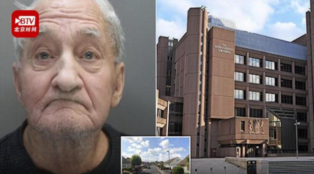 英国83岁老人因放音乐声太大坐牢
