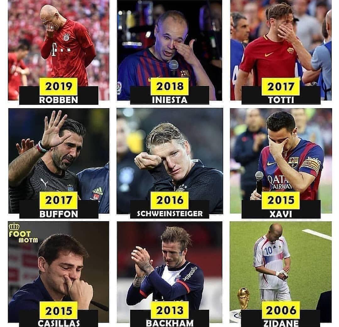 哪一次泪水,你也曾为他而流?  足球话题区