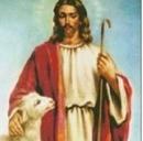 耶稣的左手