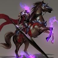 黑骑士的骄傲
